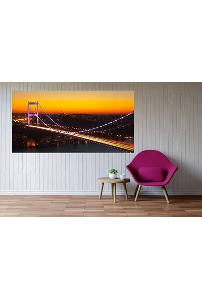 Syronix Istanbul Boğaz Köprüsü Kanvas Tablo