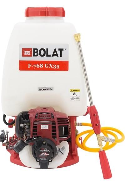 Bolat BOLATF-768 GX35 Honda Motorlu Sırt Pülverizatörü