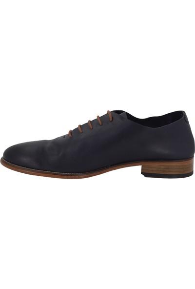 James Franco Lacivert Kösele Erkek Ayakkabı 840