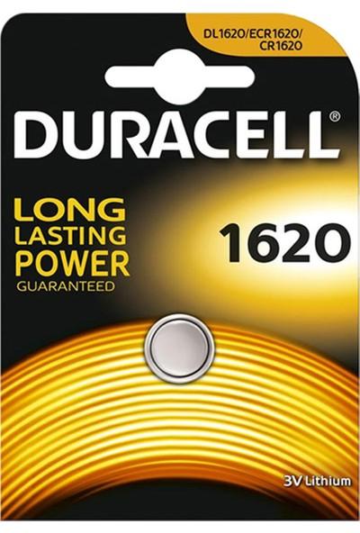 Duracell CR1620 Tekli Lityum Pil 661023