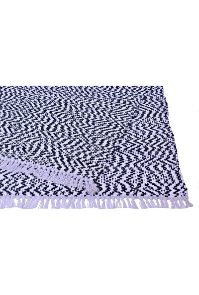 Kustulli Home Kustulli Penye Kilim El Dokuması 70X290 cm (K0029)