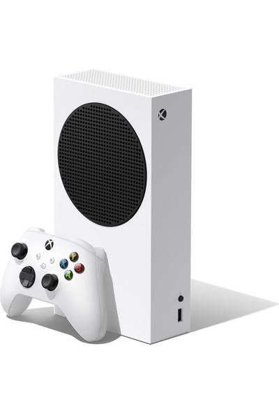 Microsoft Xbox Series S Oyun Konsolu Beyaz 512 GB + 3 Ay Gamepass ( Microsoft Türkiye Garantili )