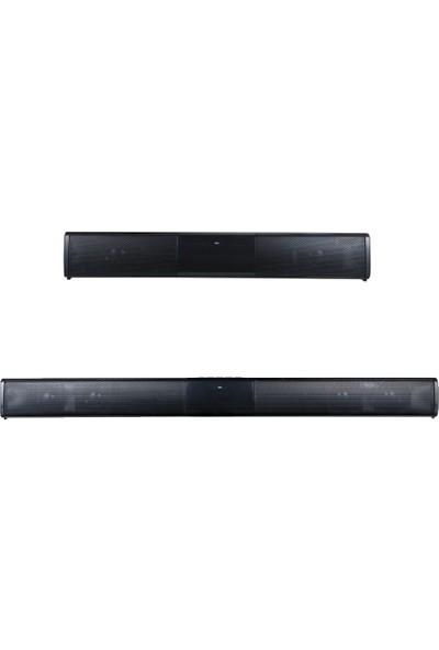 Buyfun BS-28A Ev Sineması Bluetooth Soundbar Tv Bas Stereo (Yurt Dışından)