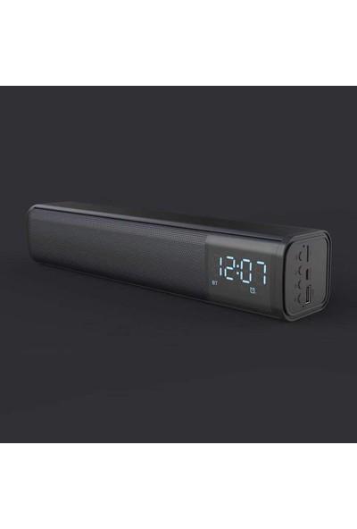 Buyfun Bluetooth Soundbar Ses Çalar Kablosuz Hoparlör Subwoofer (Yurt Dışından)