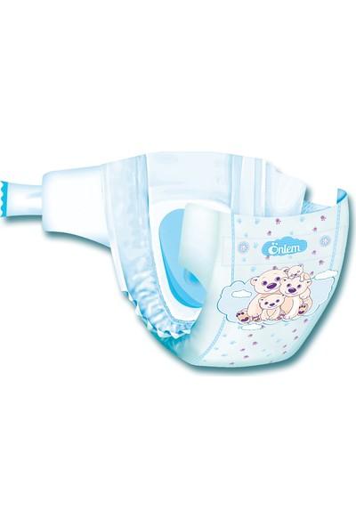 Önlem Bebek Bezi Jumbo Paket Newborn 78 Adet (2 - 5 kg)