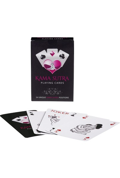 Go İthalat Kamasutra Oyun Kartları
