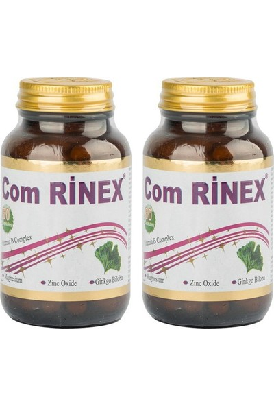 Com Rinex 60 Kapsül | 2 'li