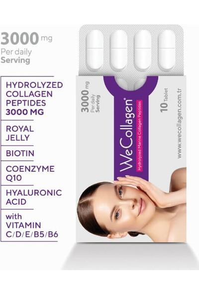 Bmt Wecollagen® 90 Tablet Vitamin Destekli Cilt Bakım Kolajeni