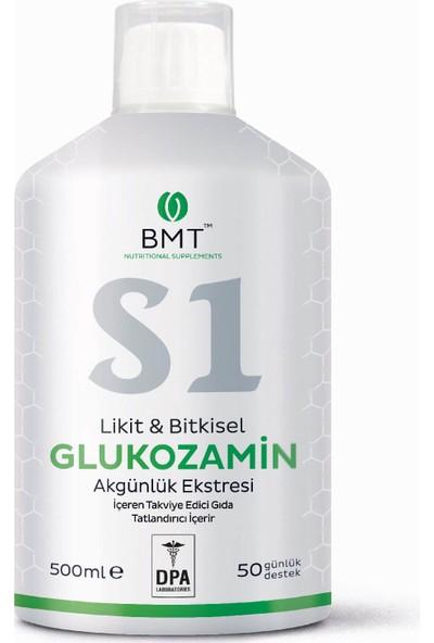 Bmt Biomet S1 Glikozamin Likit ve Bitkisel Gıda Takviyesi