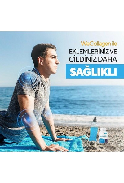 Bmt Wecollagen® 45 Tablet Vitamin Destekli Cilt Bakım Kolajeni