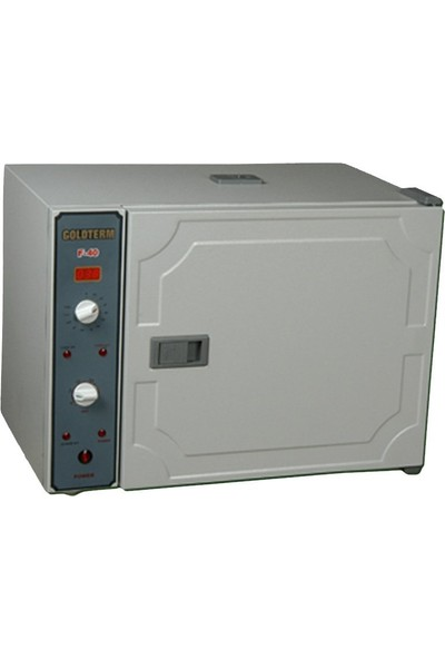 Goldterm F40 Dijital Göstergeli Steril Cihazı