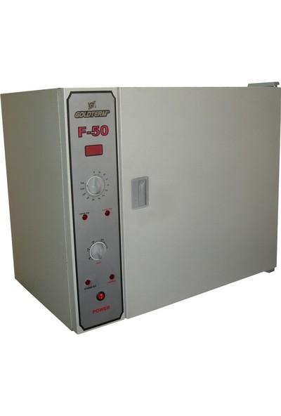 Goldterm F50 Dijital Göstergeli Steril Cihazı