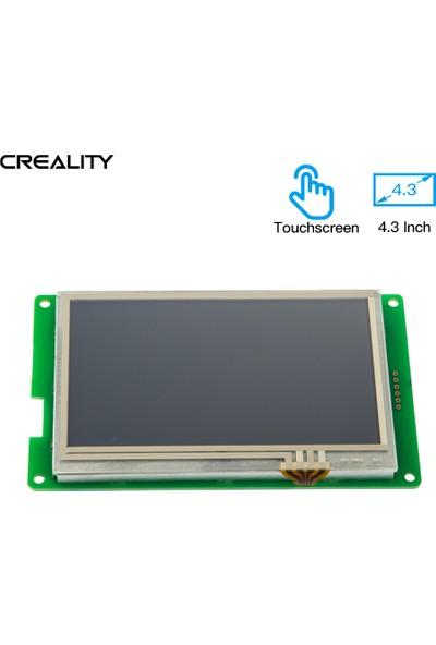 """Creality 3D Yazıcı Ekranı 4.3"""" Dokunmatik (Yurt Dışından)"""
