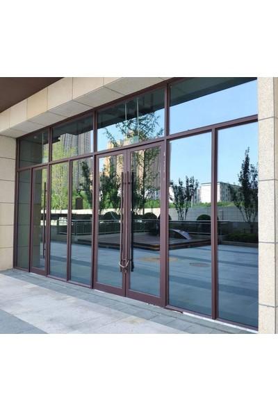 Erdice Aynalı Cam Filmi Çizilmez 90 cm x 5 Metre