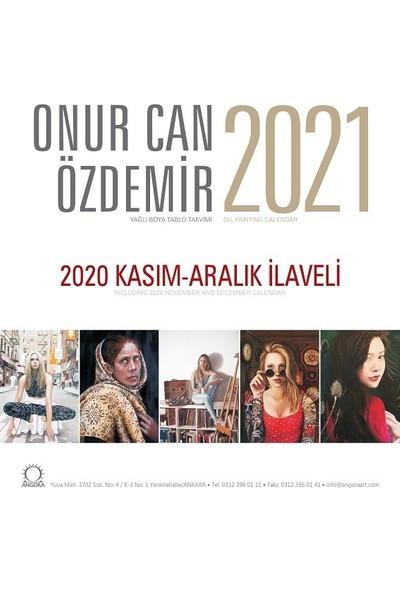 Onur Can Özdemir 2021 Masa Takvimi