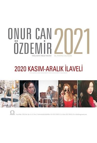 Onur Can Özdemir 2021 Duvar Takvimi
