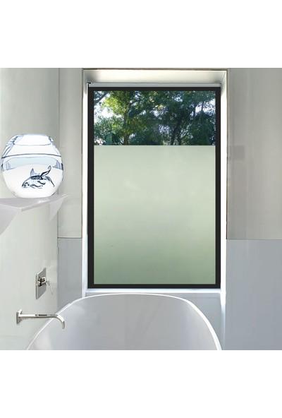 Erdice Ev-Ofis Camları Için Buzlu Cam Filmi 75 cm x 6 Metre