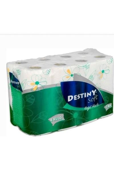 Destiny Rulo Havlu 24'lü