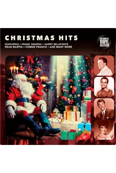 Various - Christmas Hits LP