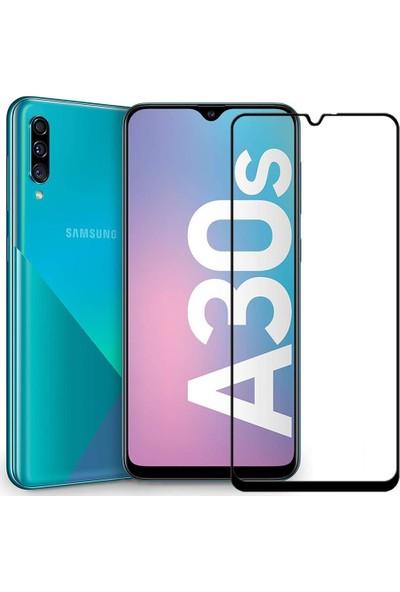 Zümrah Samsung Galaxy A30S (A30-A20-A50-M10S-M30S Uyumlu) Optik Şeffaf Seramik Ekran Koruyucu Jelatin