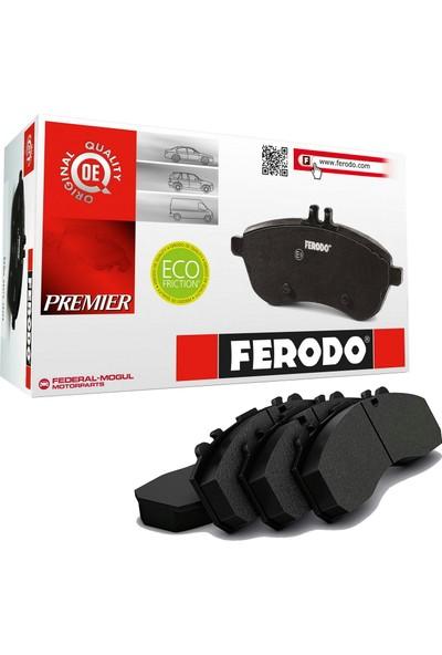 Ferodo Audi A4 1.4 Tfsı 2015-2019 Ön Fren Balatası
