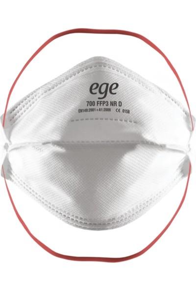 Ege 700 N95 Ffp3 Ventilsiz Maske 20'li