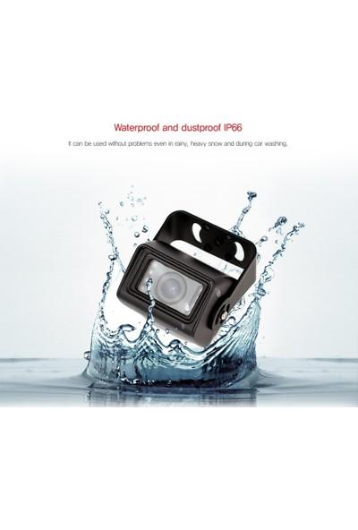 Gnet N2T Wi-Fi Ticari Araç Kamerası Kara Kutu