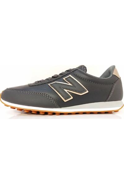 New Balance 410 Gri Kadın Spor Ayakkabı U410TWS V1