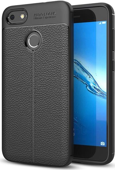 Hesaplı Dünya Huawei P9 Lite Mini Kılıf Koruyucu Esnek Tpu Silikon Siyah Hns