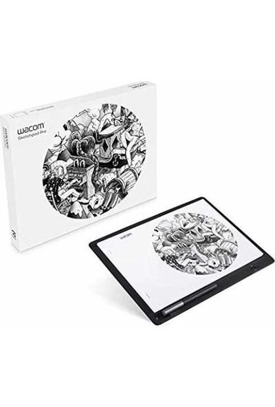 Wacom Sketchpad Pro Grafik Kalem Dijital Notluk (Yurt Dışından)