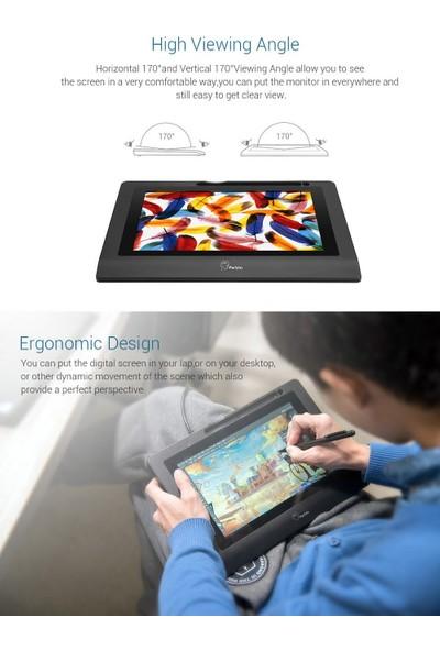"""Parblo COAST10 10.1"""" Dijital Kalem Grafik Tablet ve Aksesuar Seti (Yurt Dışından)"""