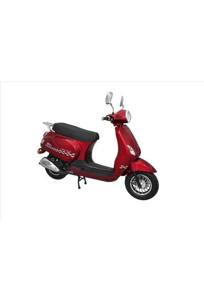 Rmg Scooter Diva 50 Motosiklet