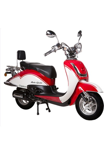 Rmg Moto Gusto Clasico 150 cc Scooter