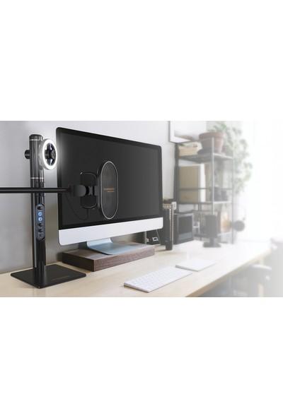 Marantz Professional Turret Full HD Webcam + Harici Mikrofon (Yurt Dışından)