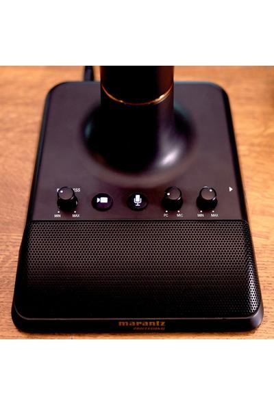 Marantz Avs Full HD Web Kamerası LED Işık Kondenser Mikrafon (Yurt Dışından)