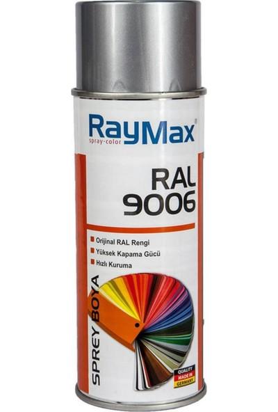 Raymax Akrilik Sprey Ral 9006 Gümüş Gri 400 Ml.made In Germany
