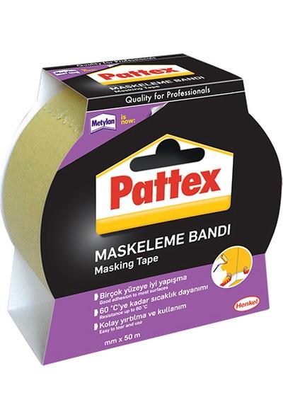 Henkel Pattex Masking Tape 19 mm 50 Metre Maskeleme Bandı