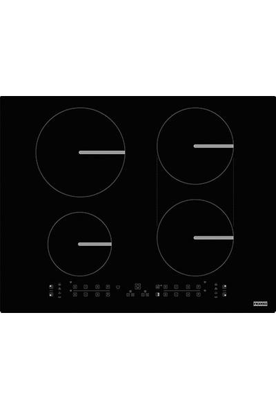 Franke 654 I B Bk Siyah Indüksüyonlu Seramik Smart Ankastre Ocak