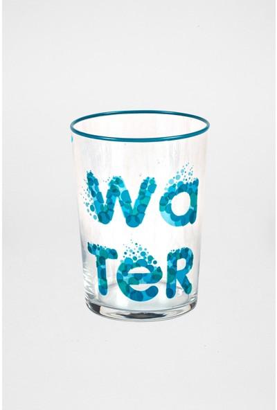 Yamamiya Rakle Water Ölçülü Meşrubat Bardağı