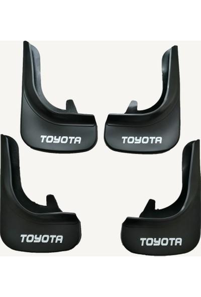 Rich Toyota Çamurluk Tozluk Paçalık 4 Lü Set