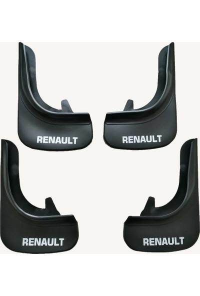 Rich Renault Çamurluk Paçalık Tozluk 4 Lü Takım