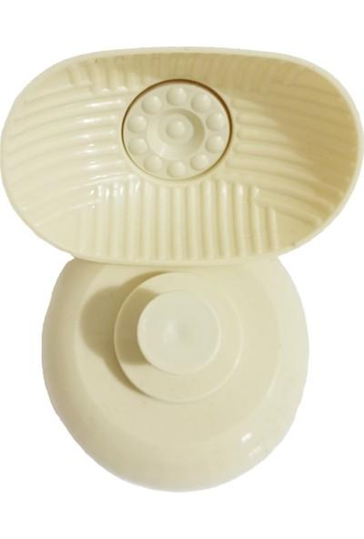 Gerekseal Plastik Pasta Kömbe Kerebiç Kalıbı 4 Adet