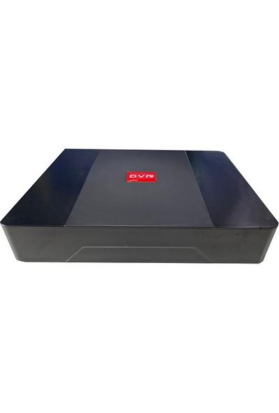 Promise 6 Kameralı Set 3 Mp Ahd Sistem 1080P Gece Görüşlü Kamera Sistemi
