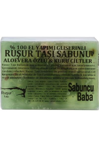 Ruşur Taşlı Aloevera Özlü Sabun 1 Adet