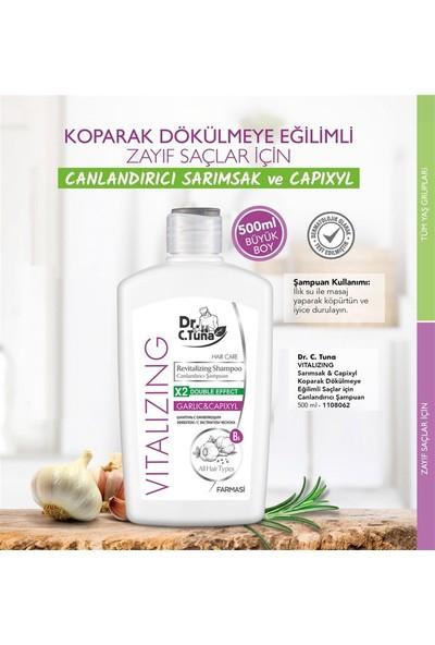 Farmasi Dr.c.tuna Vıtalızıng Sarımsaklı Şampuan 500 ml
