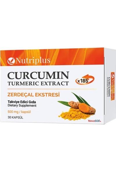 Farmasi Nutrıplus Zerdeçal Ekstresi 30 Kapsül