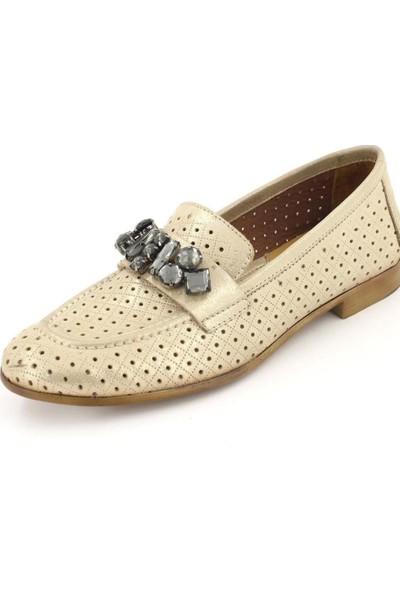 Venüs Kadın Taş Işlemeli Casual Ayakkabı