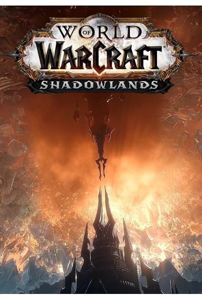 World Of Warcraft: Shadowlands Eu Blizzard Dijital Oyun