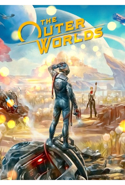 The Outer Worlds - PC Dijital Oyun