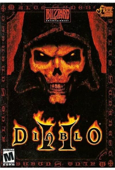 Diablo 2 - PC Blizzard Dijital Oyun